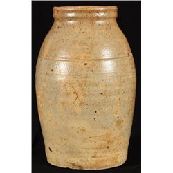 James Prothro Rusk County Texas Stoneware Jar