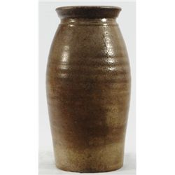 Upshur County, Texas Stoneware Jar