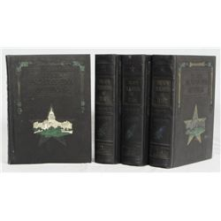 Texas Encyclopedias Four Volume Set