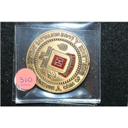62nd Engineer Combat Battalion (HVY) Challenge Medal; Coin of Excellence