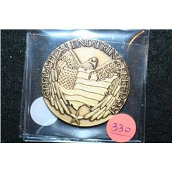Operation Enduring Freedom-United States of America Challenge Medal