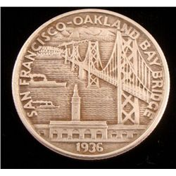 San Francisco Oakland Commemorative Half Dollar 1936