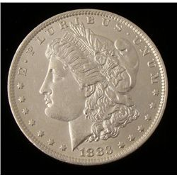 1883-O Very Hi-Grade Morgan Silver Dollar