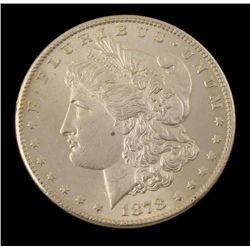 1878-S Morgan Silver Dollar -Very High Grade