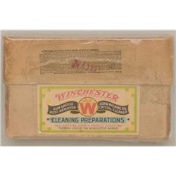 Original Winchester box, .38-72 cal. for  Model 1895 softpoint, full labels, opened  with matching h