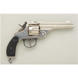 Period copy of Smith & Wesson DA frontier  revolver, by Orbea Hermanos of Eibar, Spain,  marked Mode