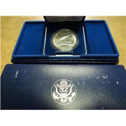 1986 US LIBERTY PROOF SILVER DOLLAR