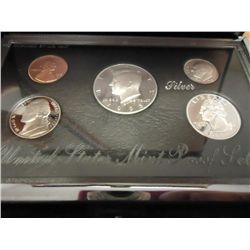 1995 US PREMIER SILVER PROOF SET