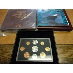 2-1995 SOUTH AFRICA PROOF SETS