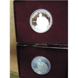 2-1982-S WASHINGTON HALF DOLLARS PROOF
