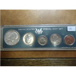 1966 US SPECIAL MINT SET NO BOX