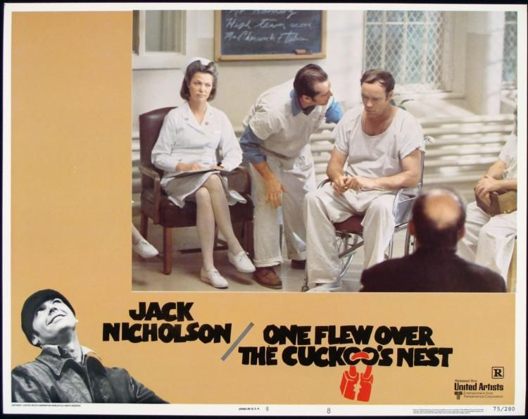 K-PAX vs One Flew over the cuckoo's nest