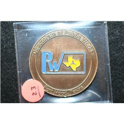Directorate of Public Works Fort Hood, TX Challenge Medal; Dedicated Professional Workforce