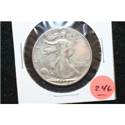 1944-D Walking Liberty Half Dollar