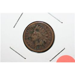 1900 Indian Head Penny