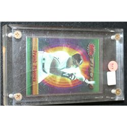 1994 Frank Thomas Chicago White Sox Baseball Card In Display Case
