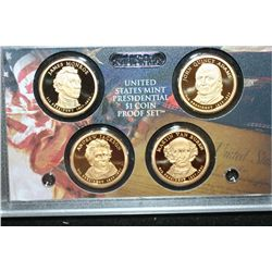 2008-S US Mint Presidential $1 Proof Set