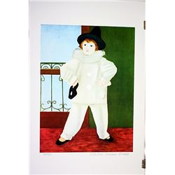 Picasso Limited Edition - Portrait Of The Son Of The Artist - from Collection Domaine Picasso