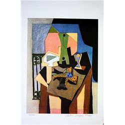 Picasso Limited Edition - Still Life - from Collection Domaine Picasso