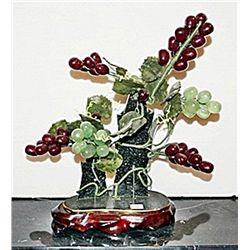 Siberian Jade  Mixed colored grapes vine 