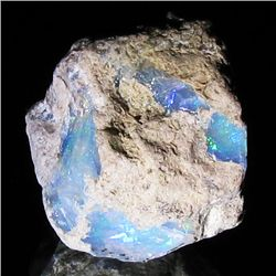 20.75ct Etheopian Crystal Opal Rough  (GEM-32723)