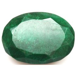 African Emerald Loose Gems 209.59ctw Oval Cut