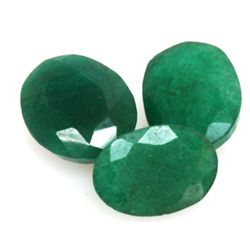 Natural 13.4 ctw Emerald Oval (3)