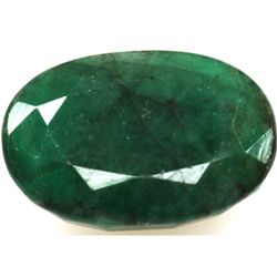 Natural 3.26ctw Emerald Oval Stone