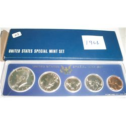 1966 SPECIAL SILVER MINT SET