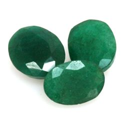 Natural 11.16 ctw Emerald Oval (3)