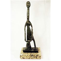 Pablo Picasso Original, limited Edition Bronze -Woman With Child