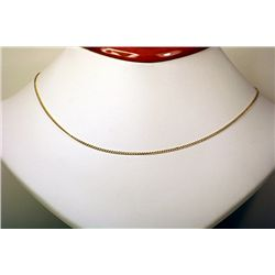 Beautiful 14 kt Yellow Gold Chain
