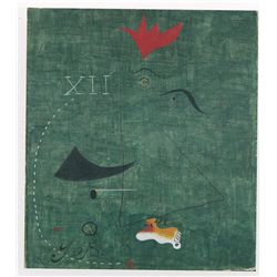 The Gentleman - Miro - Limited Edition on Canvas