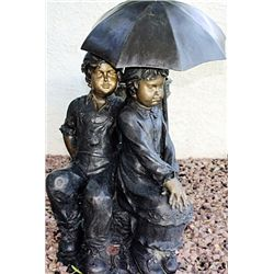 Bronze Umbrella Kids Moreau