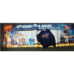 Chicago Bears Super Bowl Lot Sweater Program Mug