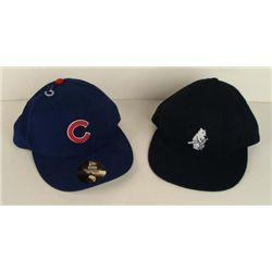 Fitted Chicago Cubs Hats- 1914 Cooperstown/5950 New Era