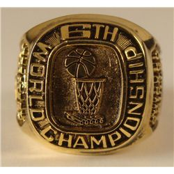 Chicago Bulls 6th World Championship Replica Ring