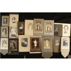 17 Antique Portrait Photographs 1900s Women Ladies
