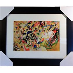 Wassily Kandinsky Limited Edition-Composition VII