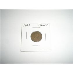 1923 Wheat Penny *PLEASE LOOK AT PICTURE TO DETERMINE GRADE - NICE COIN*!!
