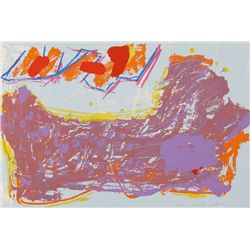 Lea Nikel, Untitled IV, Serigraph