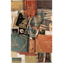 Robert Rauschenberg, Core, Screenprint