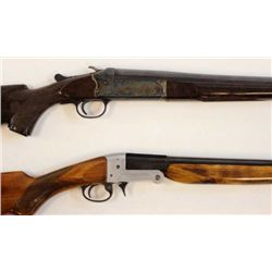"Collection of 2 Shotguns includes 1) Eastern Arms Co. Model 101 12 ga. NVSN with 30"" barrel includin"