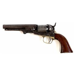 "Colt 1849 .31 cal. SN 215927 revolver with 5"" barrel remains very good condition with all matching s"