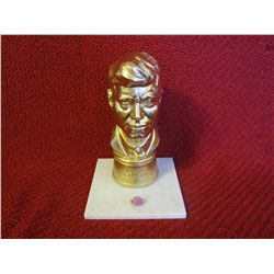 Kennedy Statue - Gem - Marble Base