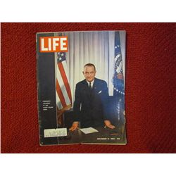 1963 President Johnson Magazine