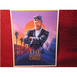 Actor Eddie Murphy  The Golden Child  Autograph