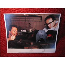 Actor Michael Keaton  The Squeeze  Autograph
