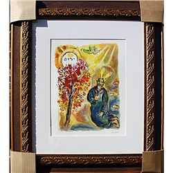 Exodus  - Chagall - Limited Edition
