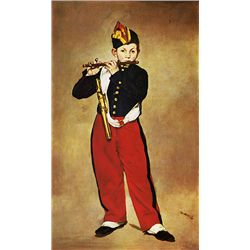 The Fifer - Manet - Limited Edition on Canvas